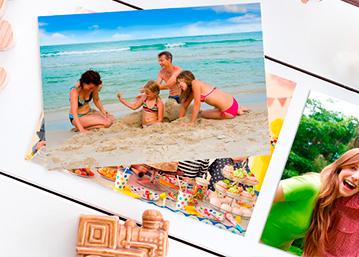 Impresión de Fotos en Línea