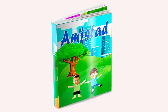 PhotoBook Amistad