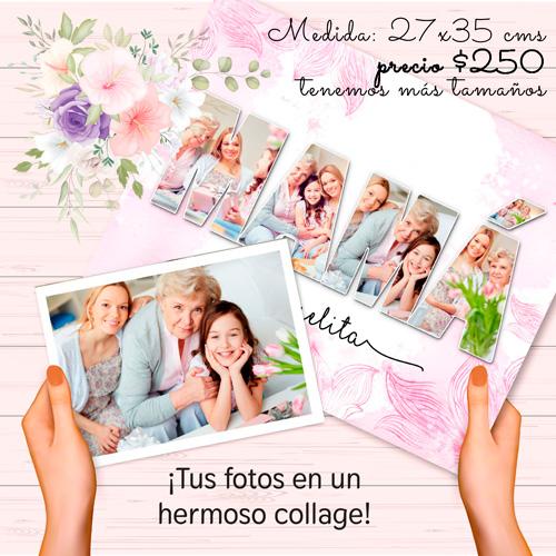 Dia de las Madres Collage